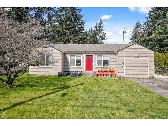 15005 E Burnside St, Portland, OR 97233 (MLS #21372526) :: The Pacific Group