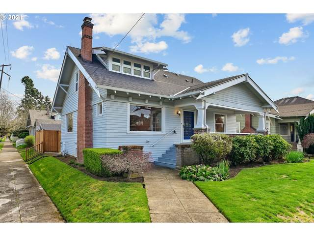 2036 NE 52ND Ave, Portland, OR 97213 (MLS #21372528) :: Brantley Christianson Real Estate