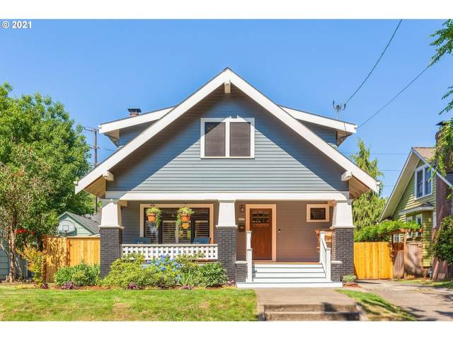 2007 NE 53RD Ave, Portland, OR 97213 (MLS #21372619) :: Gustavo Group