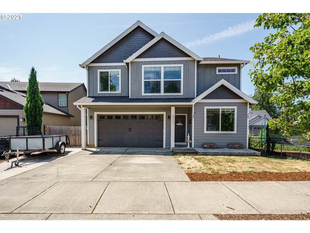 39740 Wall St, Sandy, OR 97055 (MLS #21372734) :: Next Home Realty Connection