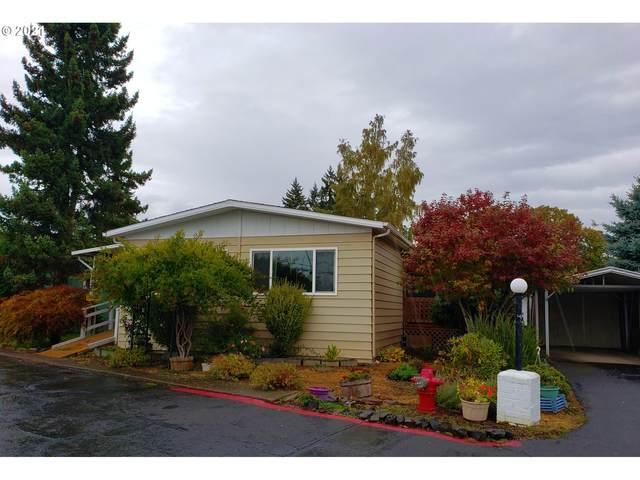 503 SE Sheridan Rd #12, Sheridan, OR 97378 (MLS #21372767) :: Song Real Estate