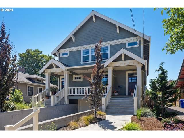 832 NE Holman St, Portland, OR 97211 (MLS #21373199) :: The Haas Real Estate Team