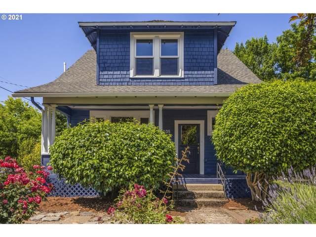 6205 NE Hoyt St, Portland, OR 97213 (MLS #21373208) :: Brantley Christianson Real Estate