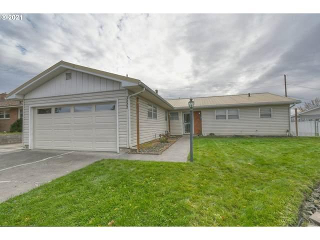 3222 SW Hailey Pl, Pendleton, OR 97801 (MLS #21373359) :: Fox Real Estate Group