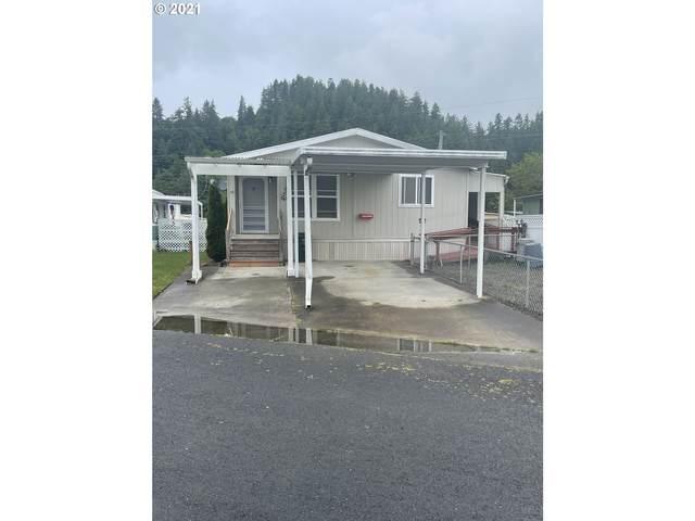 1413 Hawthorne Ave Sp 48, Reedsport, OR 97467 (MLS #21373595) :: Townsend Jarvis Group Real Estate