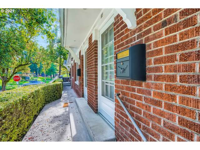 2601 NW Raleigh St #14, Portland, OR 97210 (MLS #21373638) :: Real Estate by Wesley