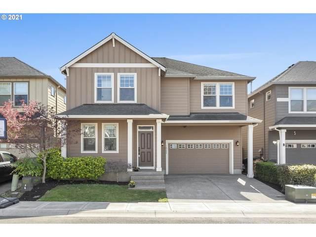 16790 SW Kavitt Ln, Beaverton, OR 97078 (MLS #21373661) :: Next Home Realty Connection
