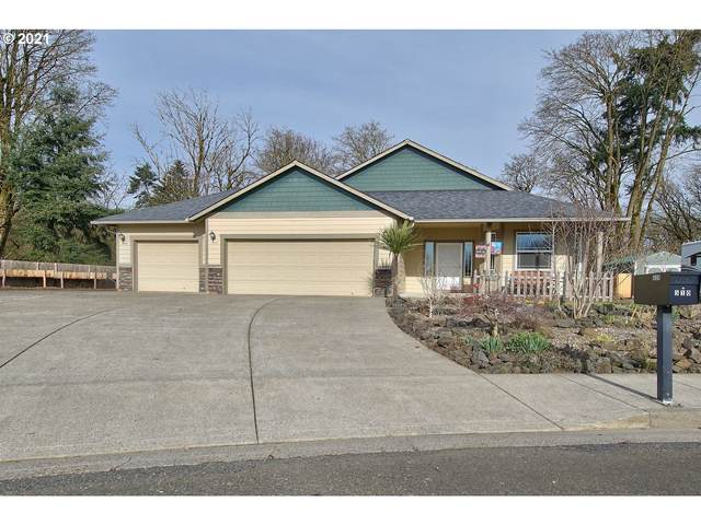 510 Mattie St, Columbia City, OR 97018 (MLS #21373724) :: Song Real Estate