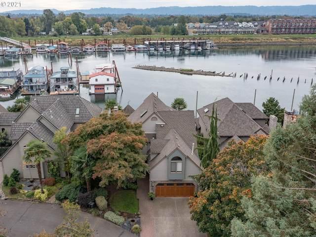 366 N Lotus Isle Dr, Portland, OR 97217 (MLS #21373742) :: Fox Real Estate Group