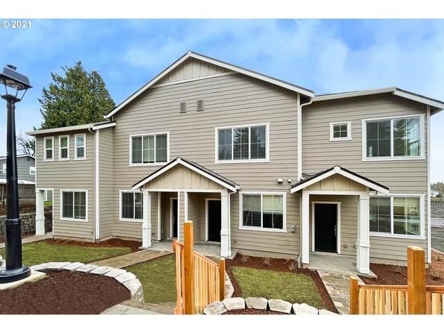 71 NE 134TH Pl, Portland, OR 97230 (MLS #21373791) :: Cano Real Estate