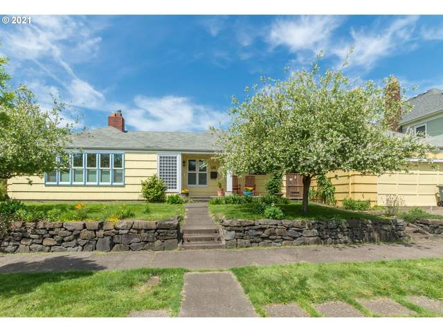 485 W 17TH Ave, Eugene, OR 97401 (MLS #21373863) :: Fox Real Estate Group
