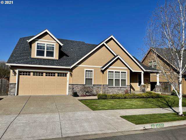 2590 17TH St, Springfield, OR 97477 (MLS #21373924) :: Townsend Jarvis Group Real Estate