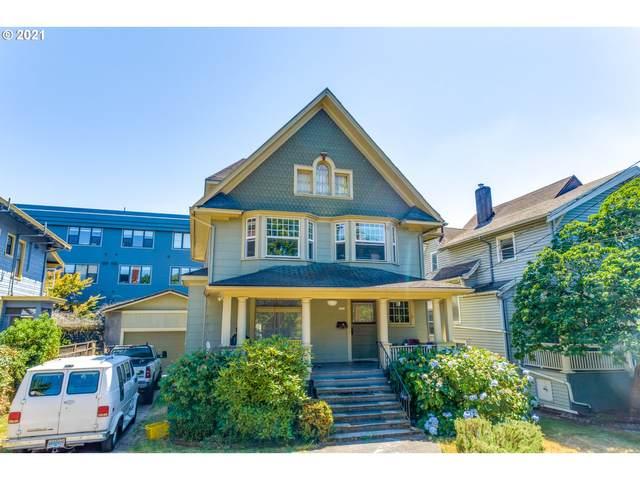 1322 SE Madison St, Portland, OR 97214 (MLS #21373952) :: Holdhusen Real Estate Group