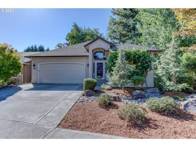 907 N 8TH Pl, Ridgefield, WA 98642 (MLS #21374106) :: Townsend Jarvis Group Real Estate