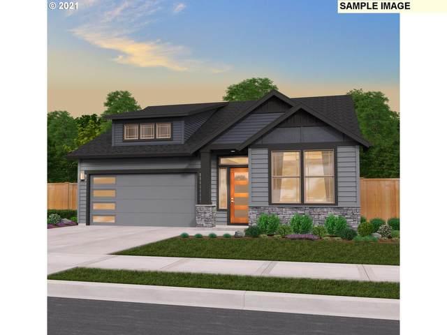 NE 111th St, Vancouver, WA 98682 (MLS #21374135) :: Premiere Property Group LLC