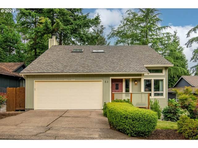 53 Oriole Ln, Lake Oswego, OR 97035 (MLS #21374197) :: McKillion Real Estate Group