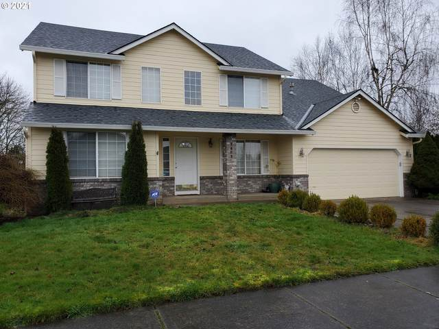 1401 NW 4TH Ave, Battle Ground, WA 98604 (MLS #21374367) :: Cano Real Estate
