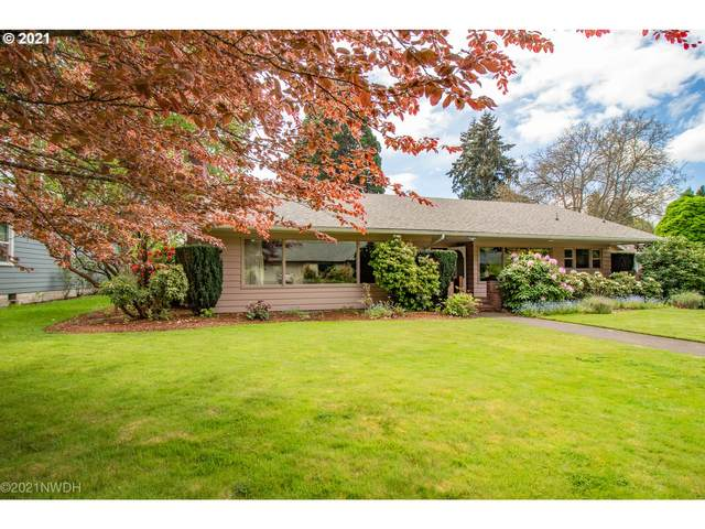 130 Lindner Ln, Eugene, OR 97404 (MLS #21374570) :: Song Real Estate