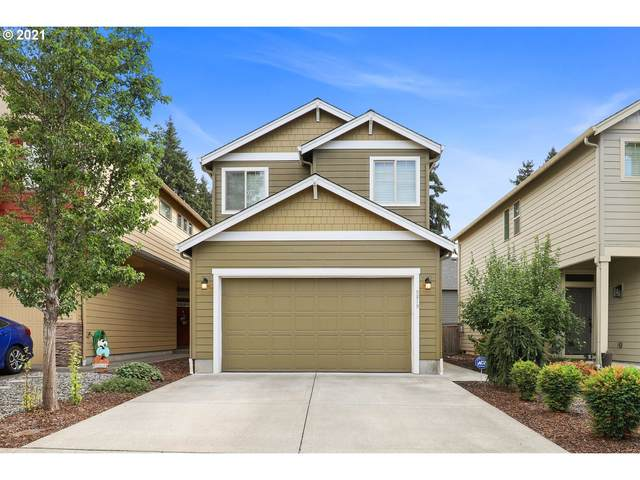 5819 NE 48TH St, Vancouver, WA 98661 (MLS #21374788) :: Next Home Realty Connection