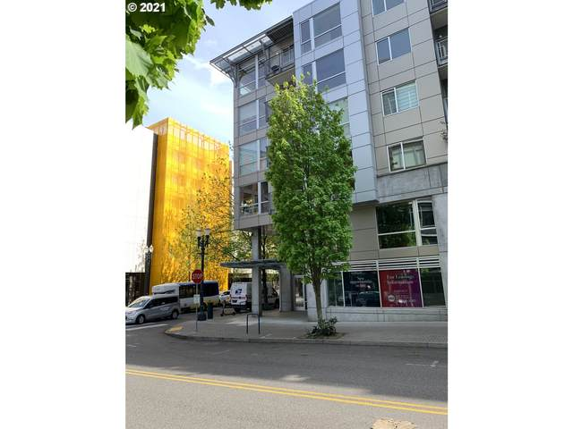 1125 NW 9TH Ave #112, Portland, OR 97209 (MLS #21375401) :: Duncan Real Estate Group