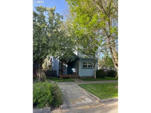 4815 N Mccoy Ct, Portland, OR 97203 (MLS #21375433) :: Premiere Property Group LLC