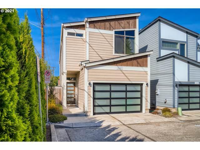 14465 SW Aiken Ln, Beaverton, OR 97005 (MLS #21375803) :: Fox Real Estate Group
