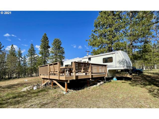 276 Old Stage Rd, Goldendale, WA 98620 (MLS #21375966) :: Song Real Estate