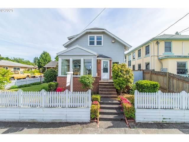 2344 N Farragut St, Portland, OR 97217 (MLS #21376195) :: Townsend Jarvis Group Real Estate