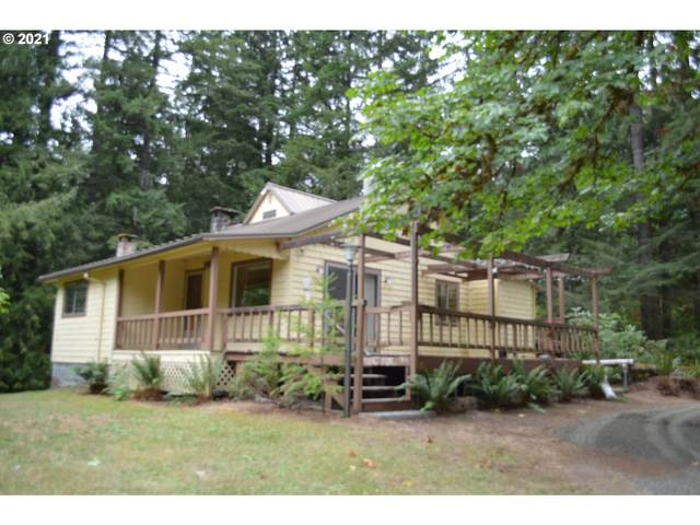 21103 E Briarwood Rd, Rhododendron, OR 97049 (MLS #21376375) :: Premiere Property Group LLC