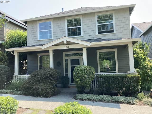 3360 SW Mercer Ter, Beaverton, OR 97005 (MLS #21376874) :: Premiere Property Group LLC