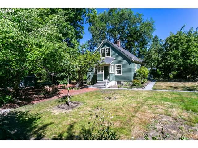 10575 SW Hall Blvd, Tigard, OR 97223 (MLS #21376911) :: Keller Williams Portland Central