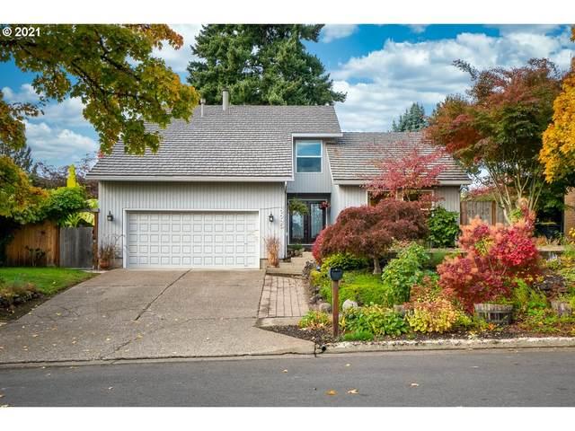 8895 SW Pacer Dr, Beaverton, OR 97008 (MLS #21376967) :: Brantley Christianson Real Estate