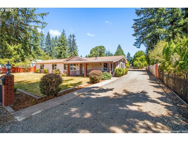 1445 42ND Ave, Sweet Home, OR 97386 (MLS #21377126) :: Song Real Estate