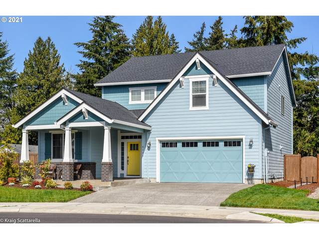4195 SE Faith Ave, Milwaukie, OR 97267 (MLS #21377291) :: Real Tour Property Group