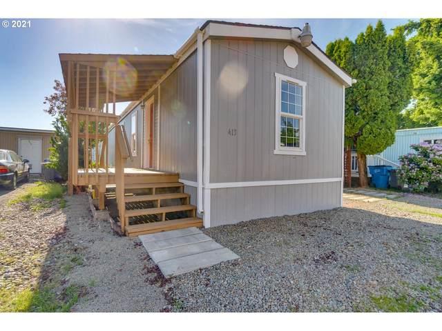 13401 NE 28TH St #413, Vancouver, WA 98682 (MLS #21377489) :: Real Tour Property Group