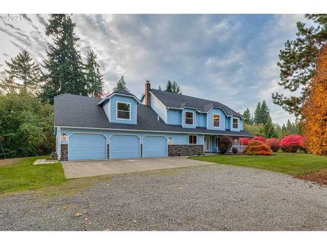 17416 NE 110TH Ave, Battle Ground, WA 98604 (MLS #21377505) :: Fox Real Estate Group