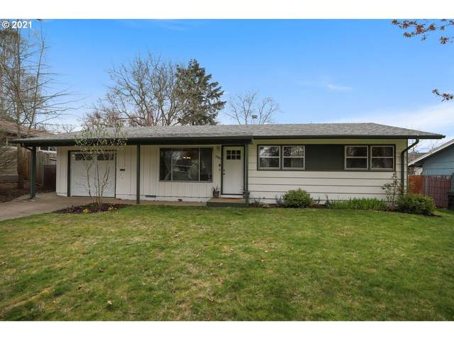 3380 SW 121ST Ave, Beaverton, OR 97005 (MLS #21377525) :: RE/MAX Integrity