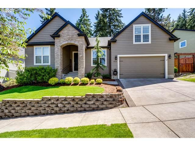 3410 Timberbrook Way, Eugene, OR 97405 (MLS #21377584) :: Song Real Estate