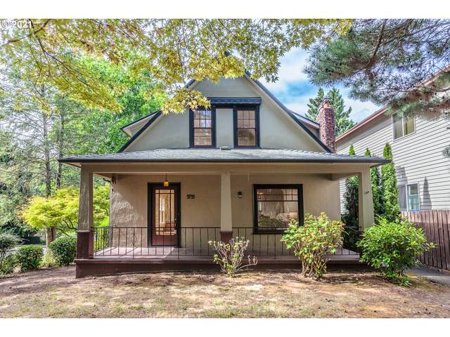 5735 SE 40TH Ave, Portland, OR 97202 (MLS #21377733) :: Townsend Jarvis Group Real Estate