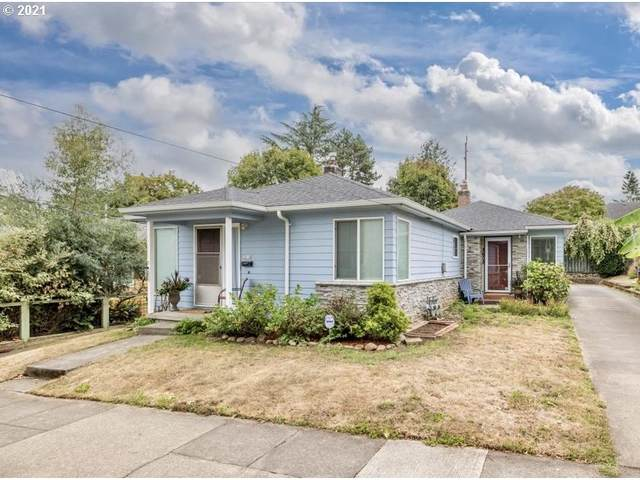3608 SE Center St, Portland, OR 97202 (MLS #21377787) :: The Haas Real Estate Team