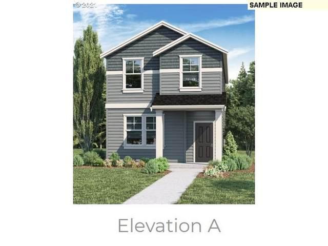 2633 NE 115TH Pl, Vancouver, WA 98684 (MLS #21377815) :: Song Real Estate