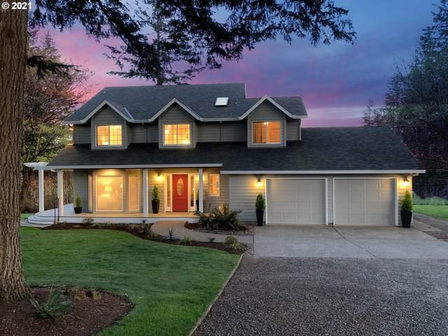 20380 S Cliffside Ln, Beavercreek, OR 97004 (MLS #21377972) :: Premiere Property Group LLC