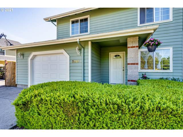 3697 Westleigh St, Eugene, OR 97405 (MLS #21378256) :: Song Real Estate