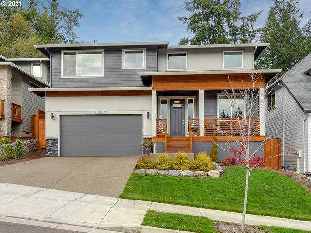 15919 SE Cherry Blossom Way, Happy Valley, OR 97015 (MLS #21378579) :: Real Estate by Wesley