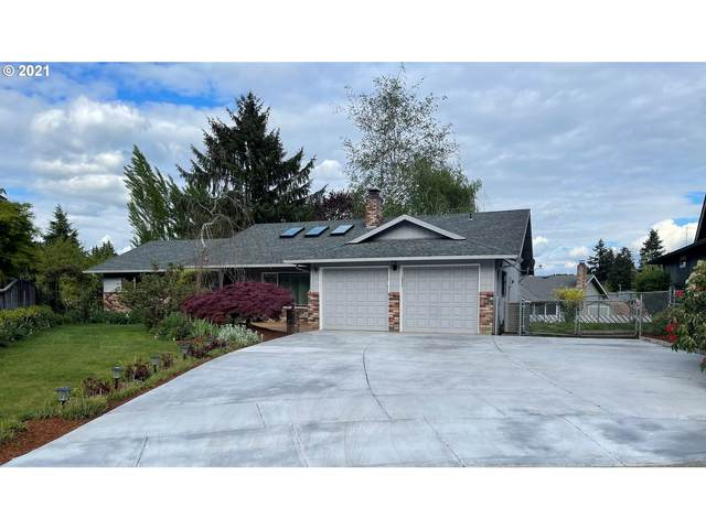 9512 NW 20TH Ave, Vancouver, WA 98665 (MLS #21378775) :: Beach Loop Realty
