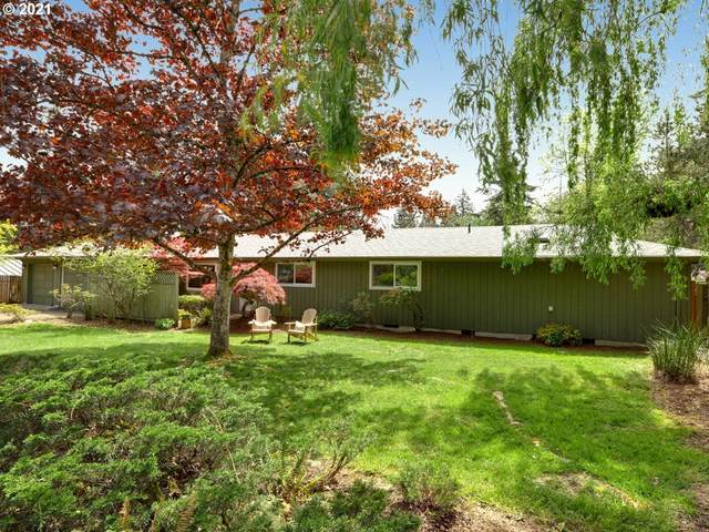 1386 SW Taylors Ferry Ct, Portland, OR 97219 (MLS #21378907) :: Stellar Realty Northwest
