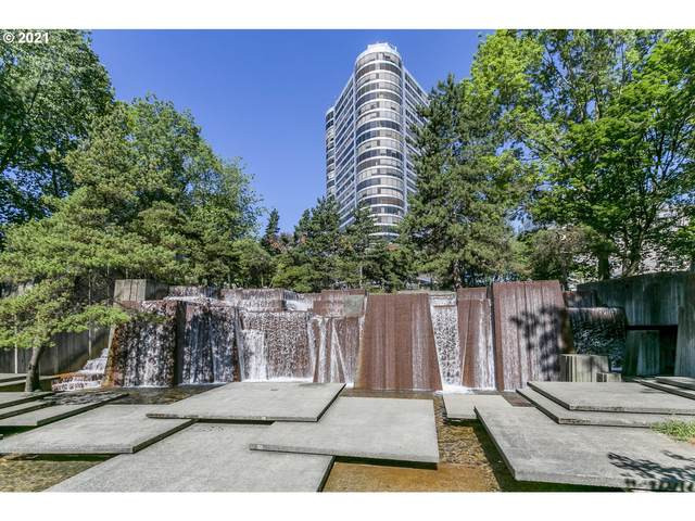 1500 SW 5TH Ave #403, Portland, OR 97201 (MLS #21379247) :: Next Home Realty Connection