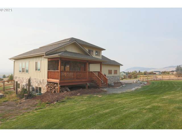 60952 Mountain View Dr, Cove, OR 97824 (MLS #21379581) :: Premiere Property Group LLC