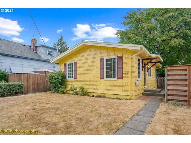 7428 N Portsmouth Ave N, Portland, OR 97203 (MLS #21379597) :: Tim Shannon Realty, Inc.