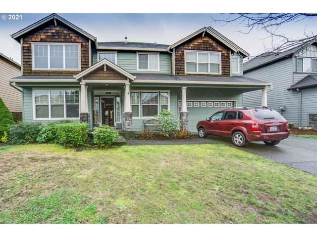 1772 Clover Ln, Woodland, WA 98674 (MLS #21379785) :: Premiere Property Group LLC